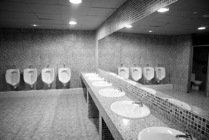 Betrieb von Sanitäranlagen